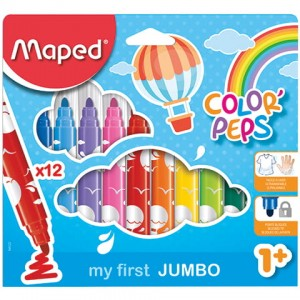 Flamastry MAPED Colorpeps od 1 roku