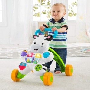 Chodzik  interaktywny Fisher Price  Zebra