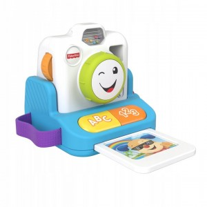 Fisher Price Wesoły Aparat GMX41